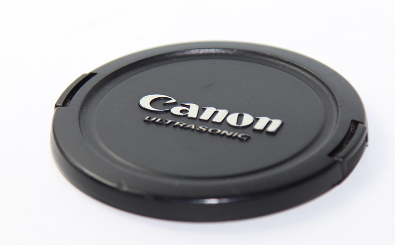 Canon Ultrasonic E-77mm Lens Cap
