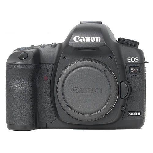 Canon 5D Mark II Front Image (Main)
