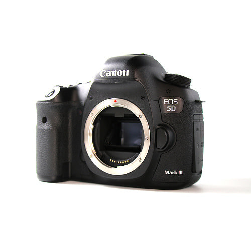 used Canon EOS 5D III - SO Cameras