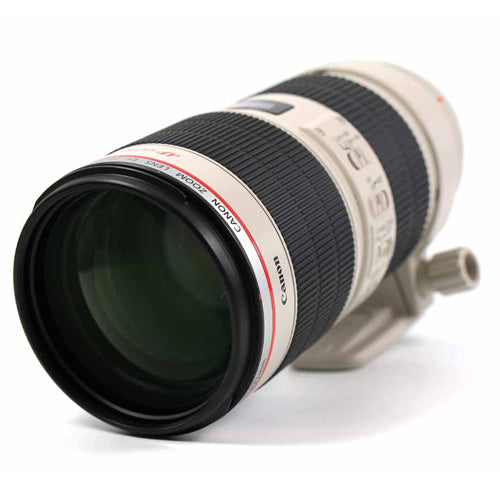 used Canon EF 70-200mm f/2.8 L IS II USM - SO Cameras