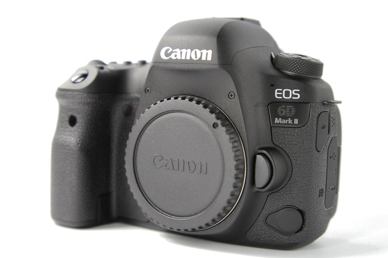 used Canon EOS 6D II - SO Cameras
