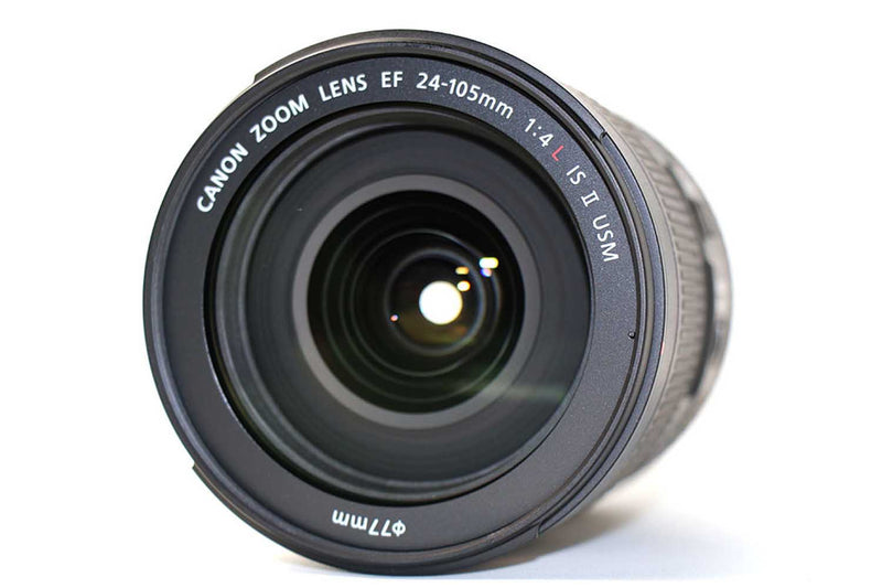 used Canon EF 24-105mm f/4 L IS USM II - SO Cameras