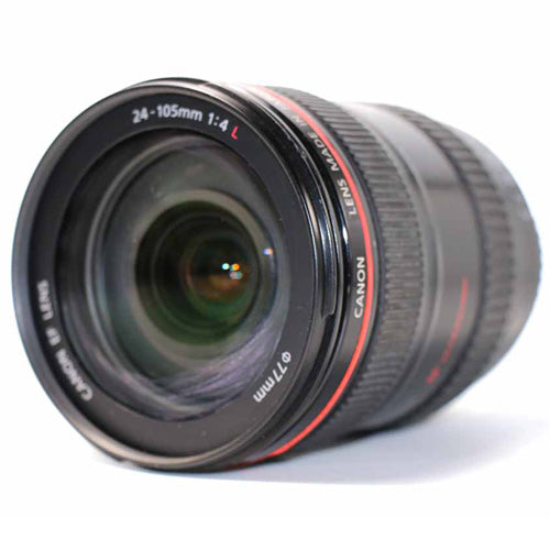 used Canon EF 24-105mm f/4 L IS USM - SO Cameras