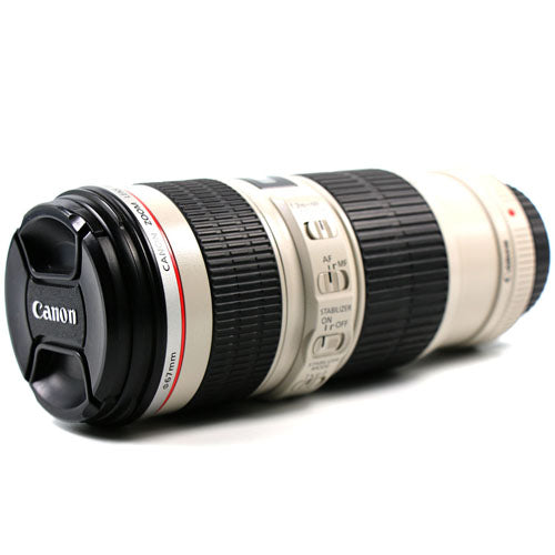 used Canon EF 70-200mm f/4 L IS USM - SO Cameras