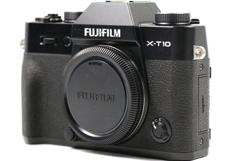 used Fujifilm X-T10 - SO Cameras