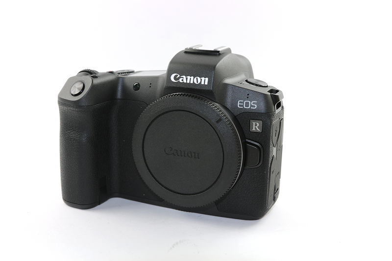 used Used Canon EOS R Mirrorless Digital Camera with 24-105mm Lens - SO Cameras