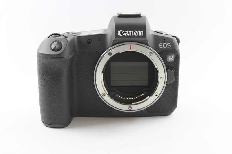 Used Canon EOS R Mirrorless Digital Camera with 24-105mm Lens