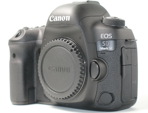 CANON 5D MARK IV CAMERA BODY (4248503812199)
