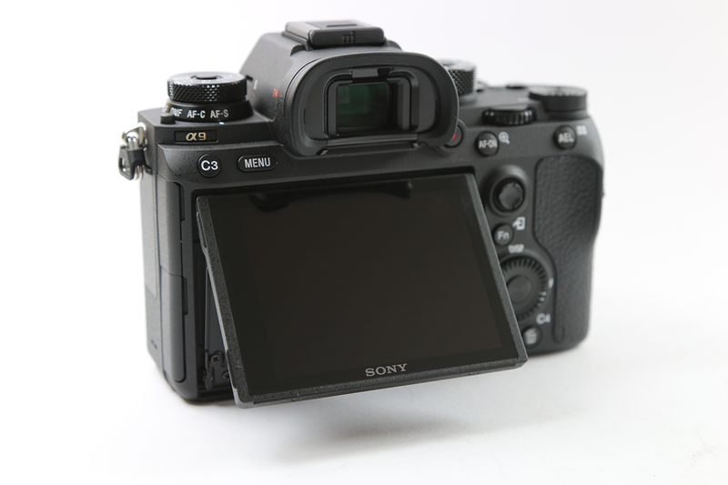 used Sony Alpha A9 - SO Cameras