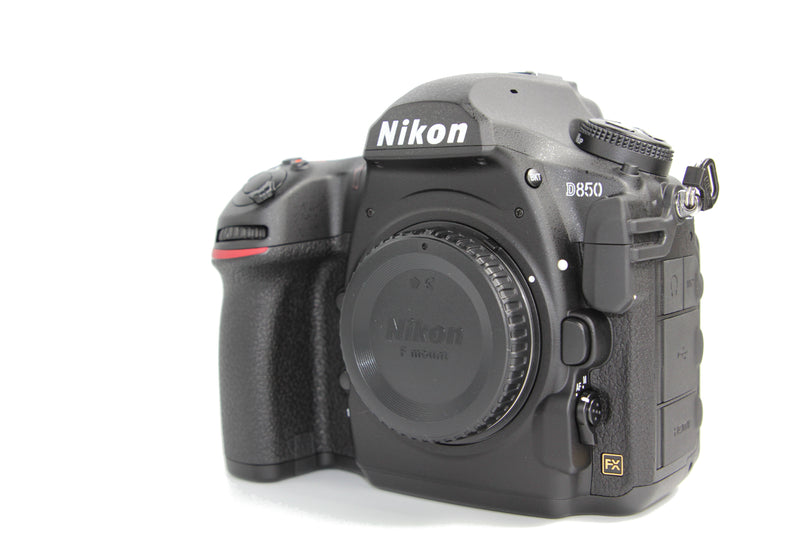 used Used Nikon D850 DSLR Camera with 24-120mm Lens - SO Cameras
