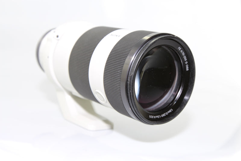 used Sony FE 70-200mm f/4 G OSS - SO Cameras