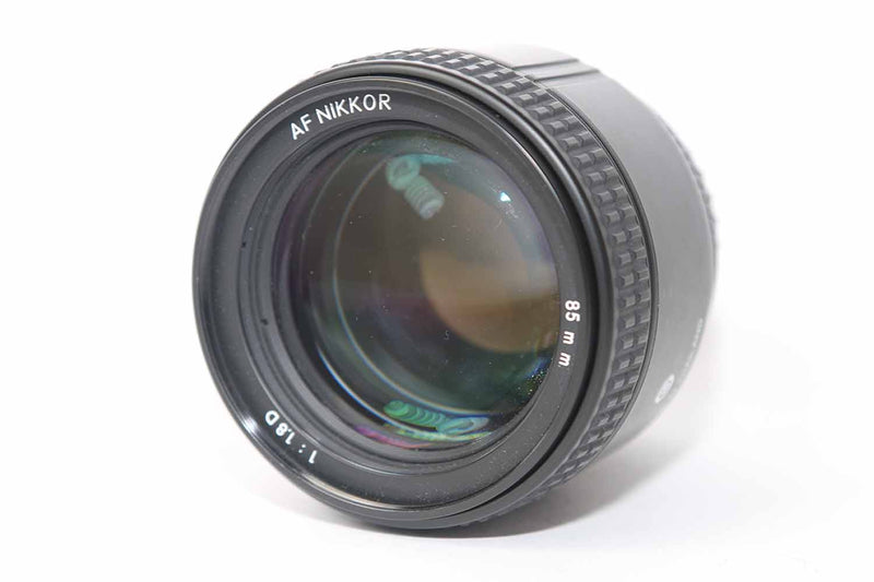 used Nikon AF 85mm f/1.8D - SO Cameras