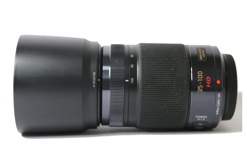 Panasonic Lumix G X Vario 35-100mm f/2.8 Power OIS (4248537694311)