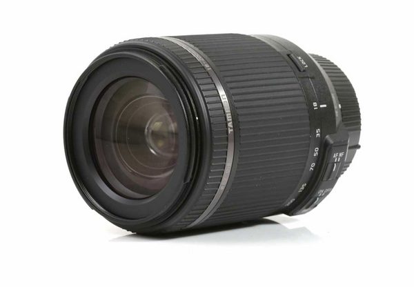 used Tamron 18-200mm f/3.5-6.3 Di II VC, Nikon Fit - SO Cameras