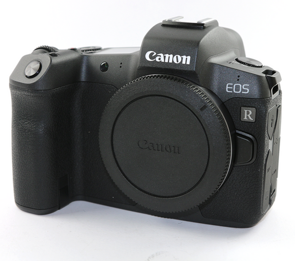 used Canon EOS R - SO Cameras