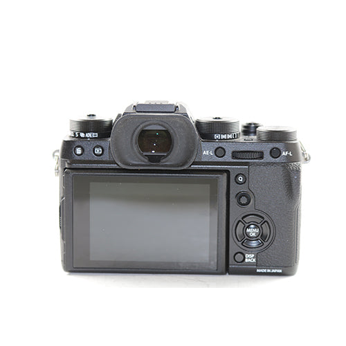 Used Fujifilm Fuji XT2 X-T2 Mirrorless Digital SLR Camera Body