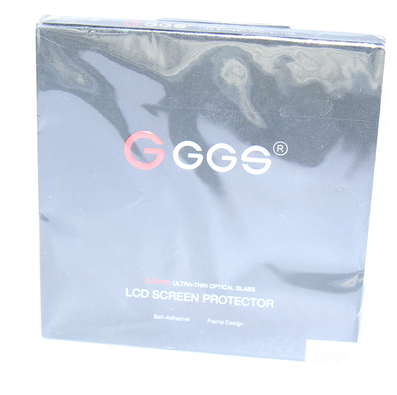 GGGS LCD Screen Protector Canon 5D IV