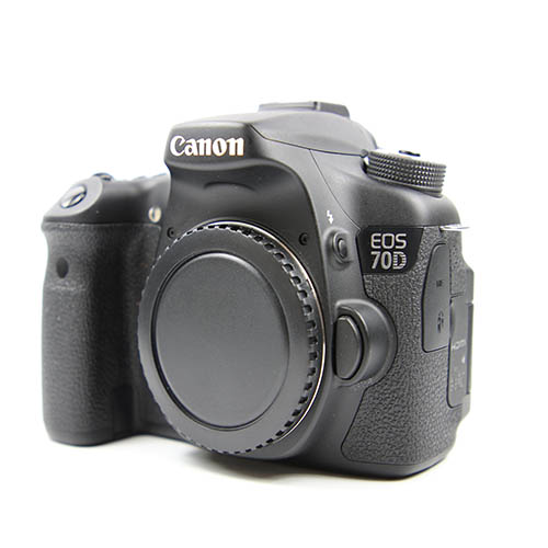 used Canon EOS 70D - SO Cameras