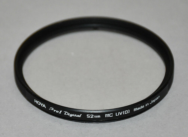 Hoya Pro 1 Digital 52mm MC UV(0) Filter