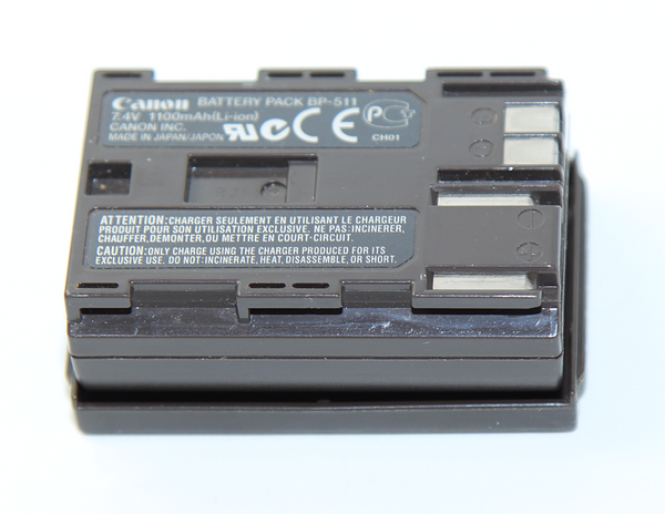 Canon BP-511 Lithium ION Battery Pack