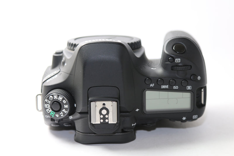 used Canon EOS 80D - SO Cameras