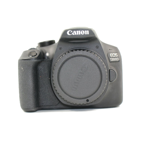 used Canon EOS 1300D - SO Cameras