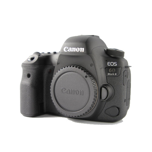 Used Canon EOS 6D Mark II DSLR Camera with 24-70mm f/4L IS USM Lens