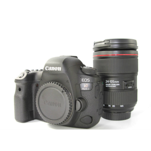 used Canon EOS 6D Mark II 24-105 II Kit - SO Cameras