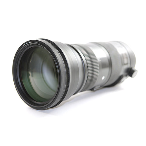 Sigma 150-600mm f/5-6.3 DG OS HSM SPORT, Canon EF Fit