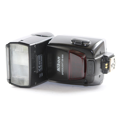 used Nikon SB-800 Speedlight - SO Cameras