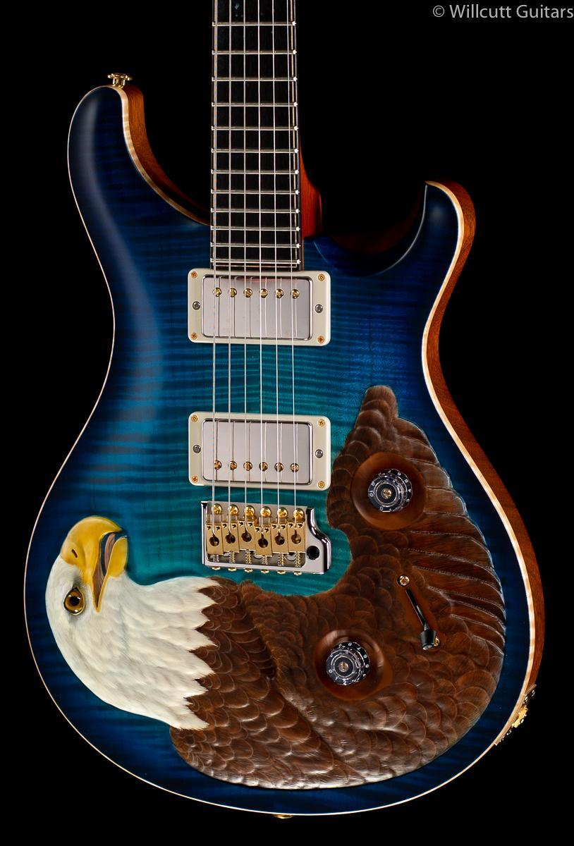 PRS Private Stock 7113 Custom 24 Floyd Scholz Bald Eagle