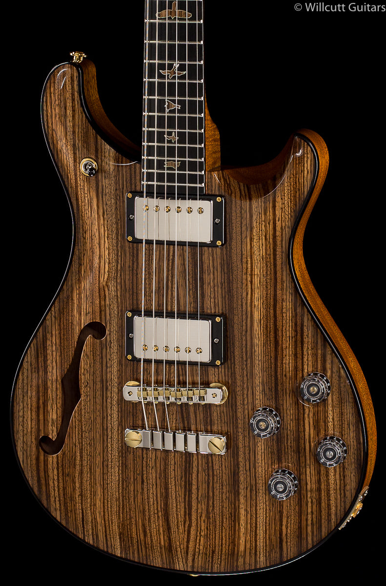 PRS Private Stock 7783 McCarty 594 Semi Hollow Zebrawood