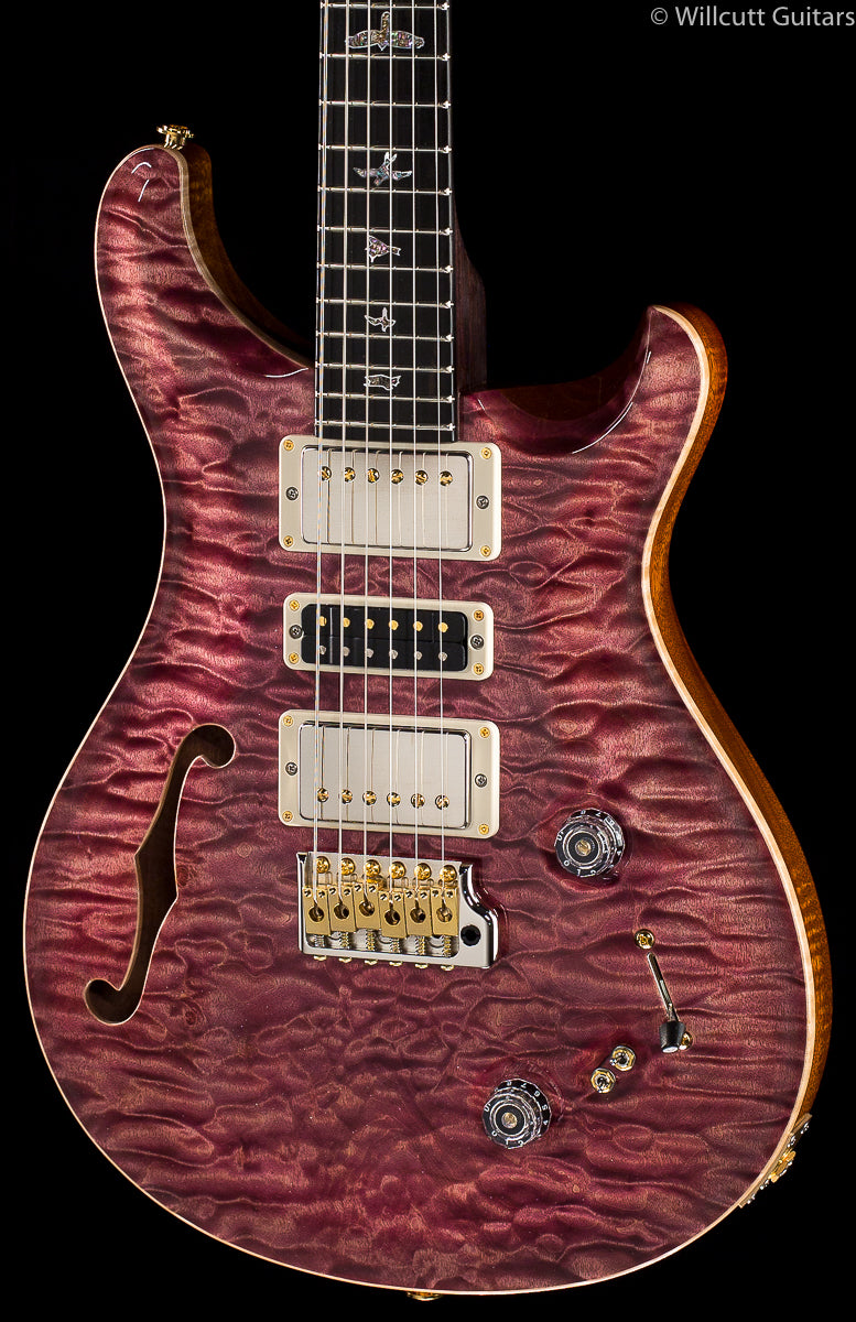 PRS Private Stock 7906 Special 22 Semi Hollow Faded Pomegranate