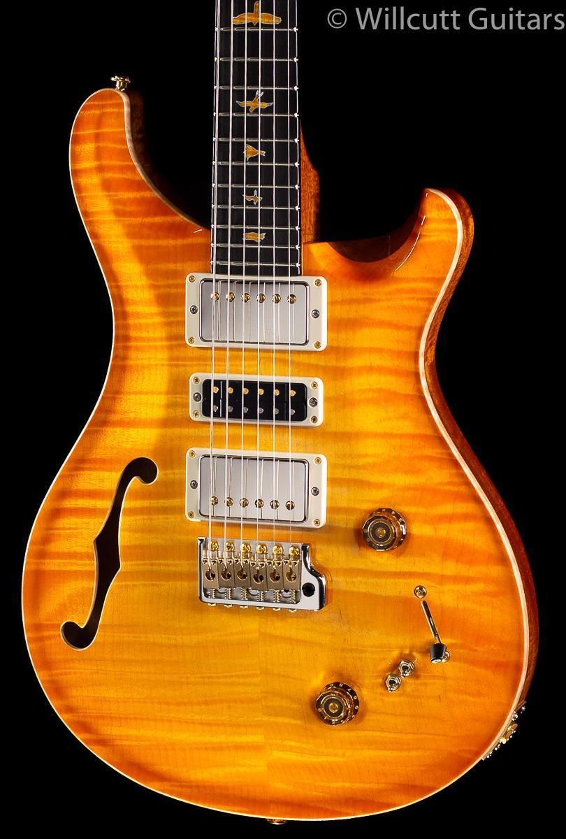 PRS Private Stock 7677 Special Semi-Hollow Citrine Glow