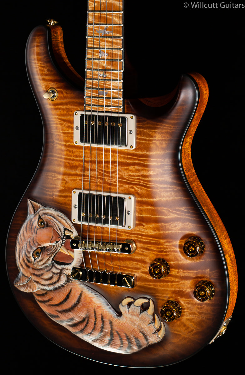 PRS Private Stock 8122 MC594 Snarling Tiger