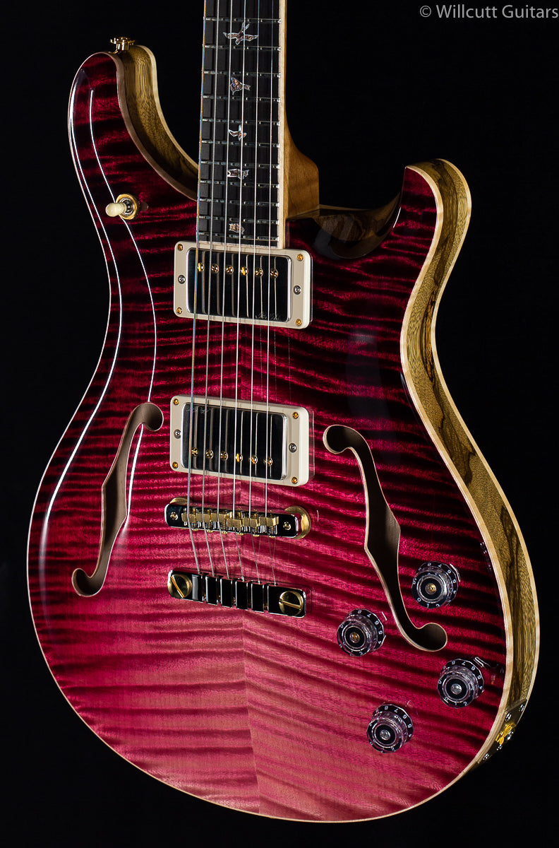 PRS Private Stock 8323 Hollowbody II 594 Raspberry Dragon's Breath