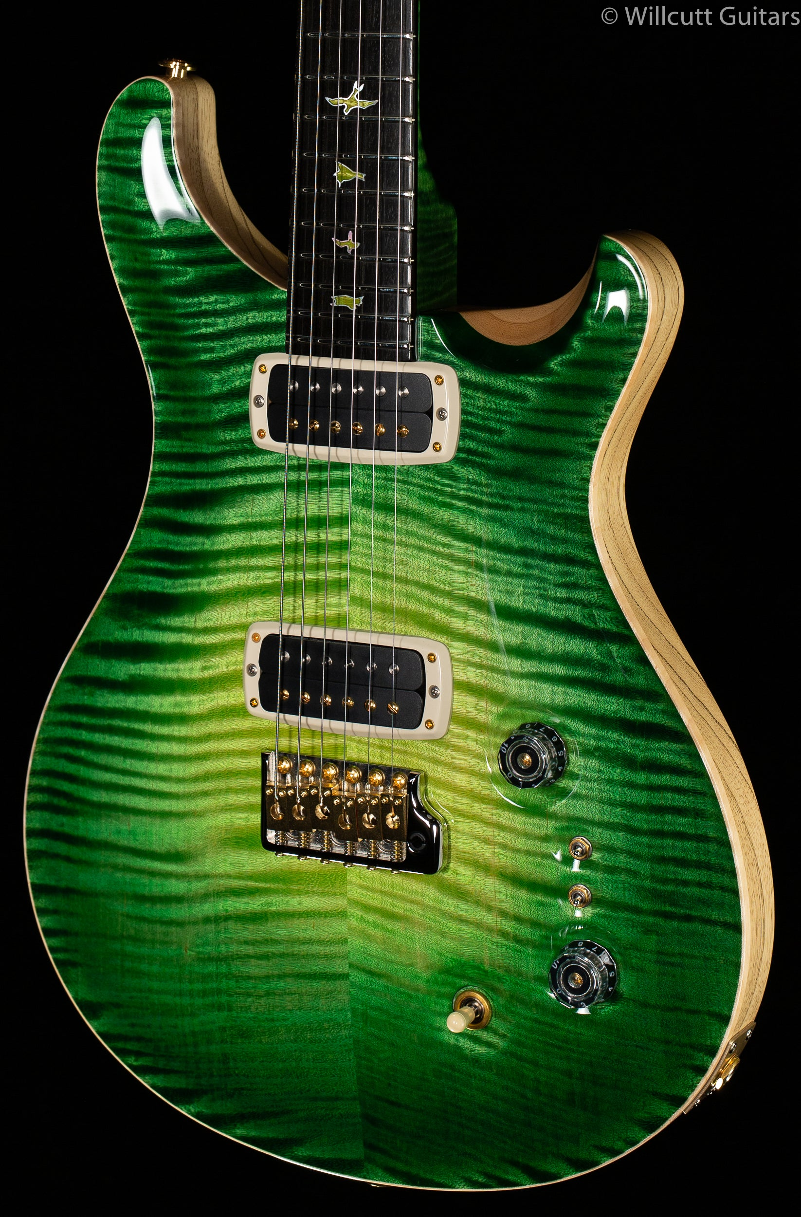 PRS Private Stock 8532  Paul's Guitar Jade Glow