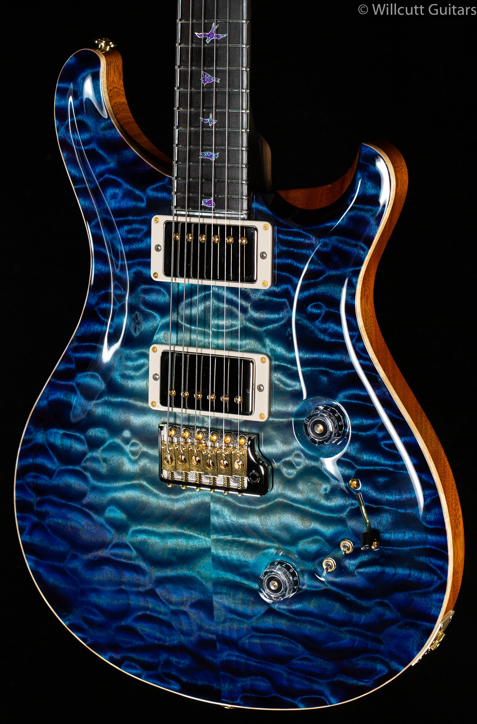 PRS Private Stock 8968 Custom 24 Opal Inlay