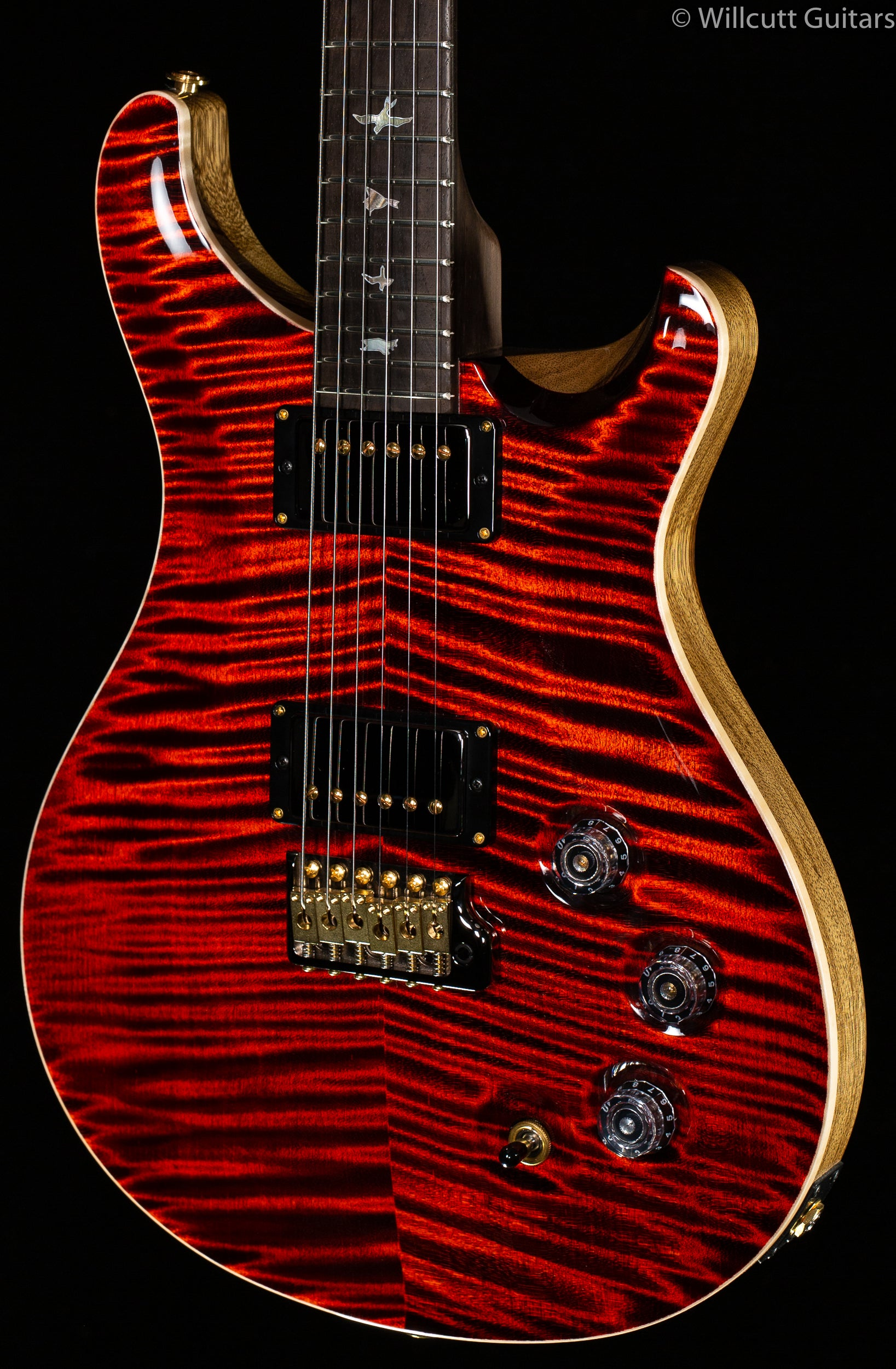 PRS Private Stock 8965 DGT Semi Hollow Magma
