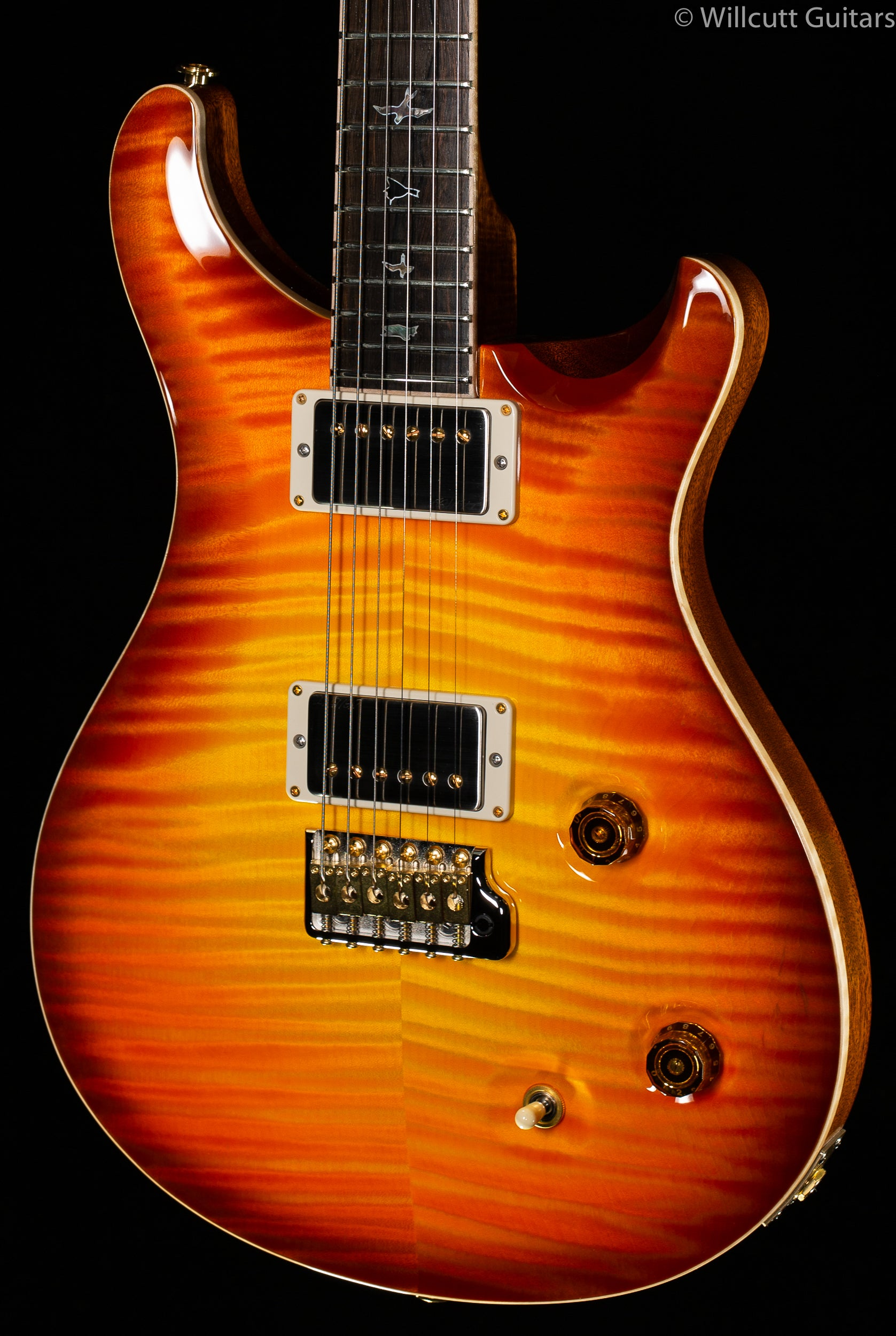 PRS Private Stock 8966 McCarty Trem Citrus Burst