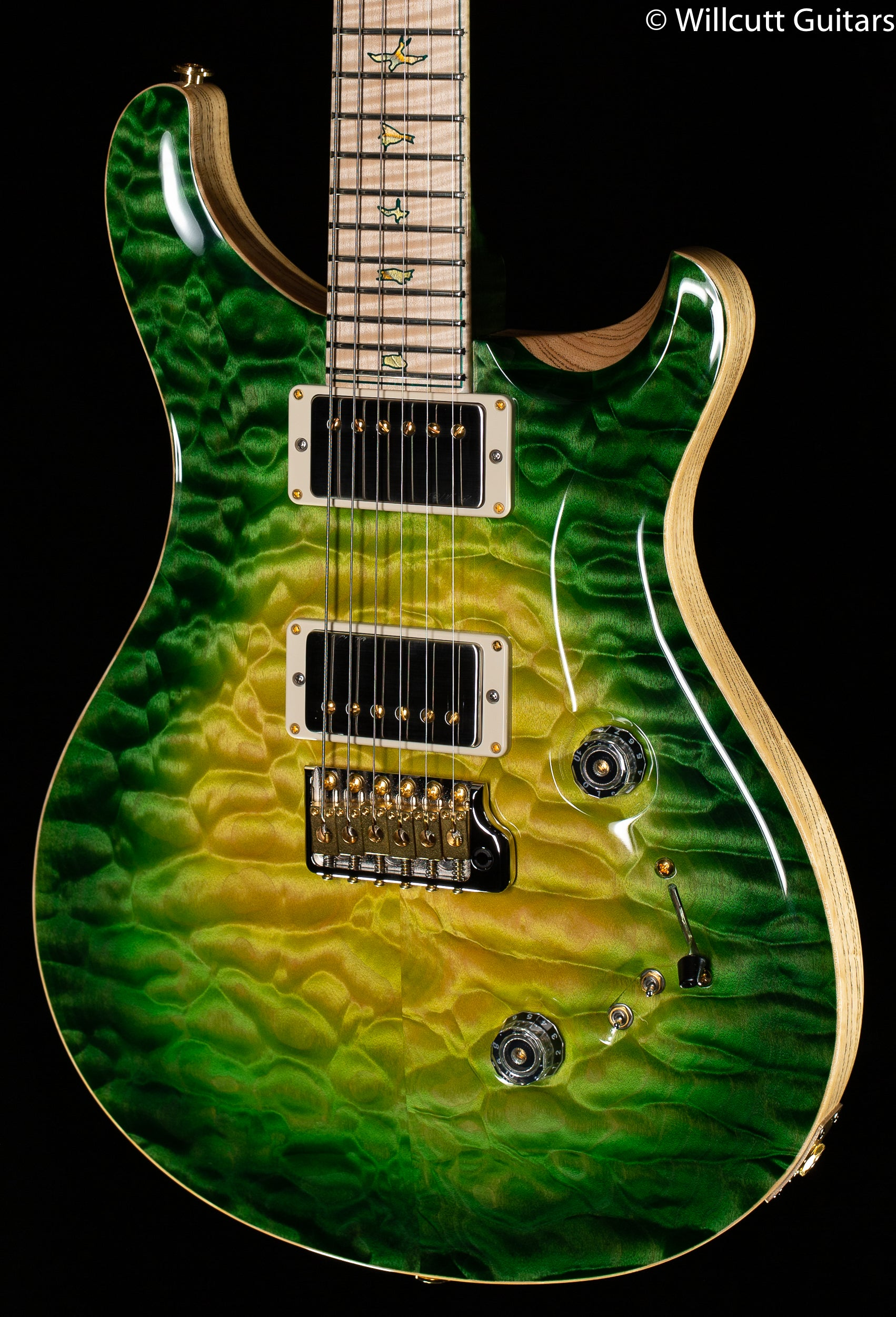 PRS Private Stock 8967 Custom 24-08 Jade Glow