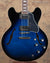 Gibson ES-335 Figured Blue Burst USED (725)