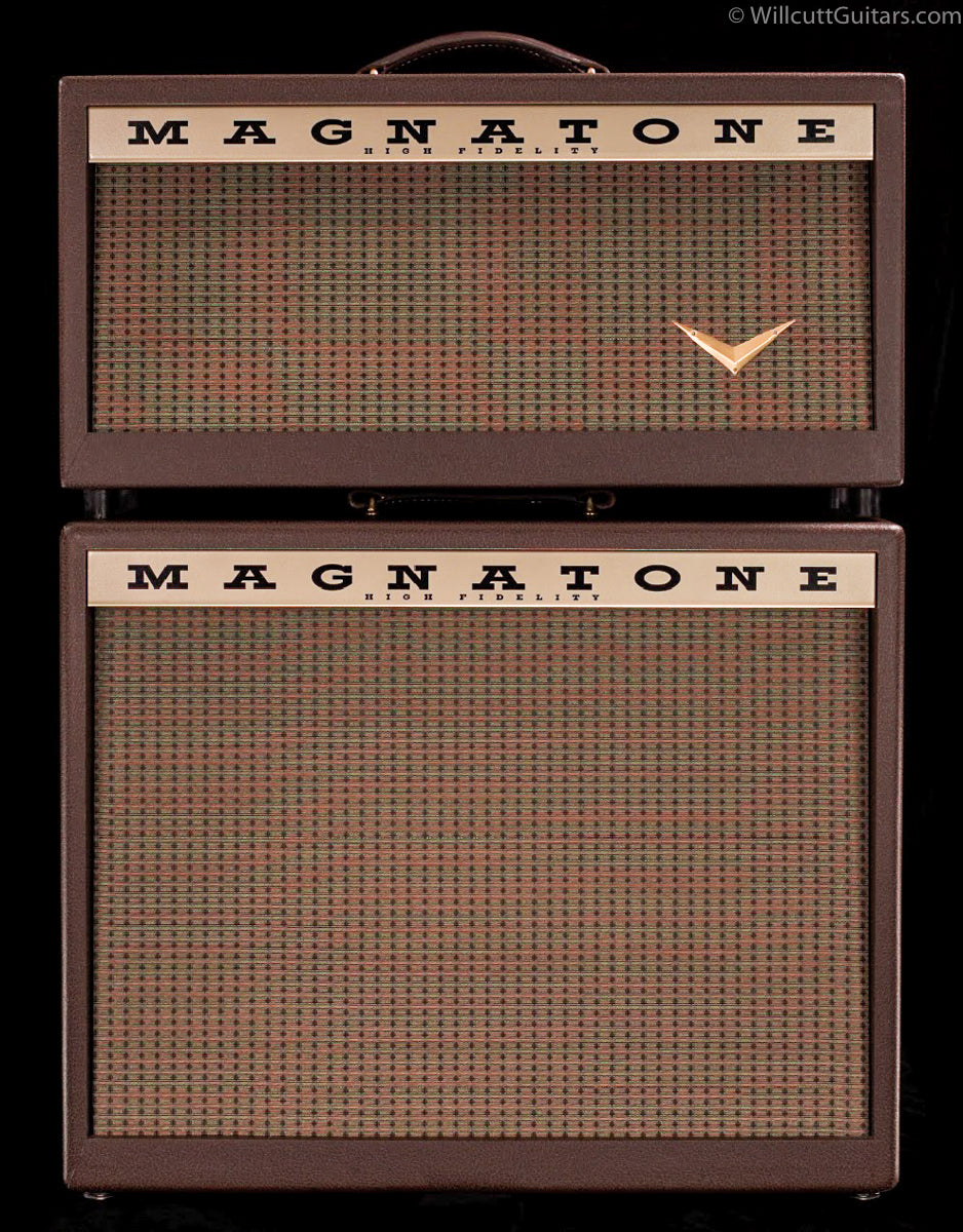 Magnatone Traditional Series 2x10 Guitar Amp Cabinet