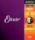 Elixir Strings Nanoweb Phosphor Bronze Acoustic Guitar Strings -.012-.053 Light