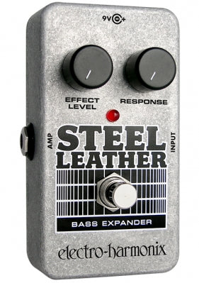 Electro Harmonix Steel Leather Attack Expander for Bass
