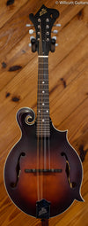 Loar F Mandolin, Solid Top BRB