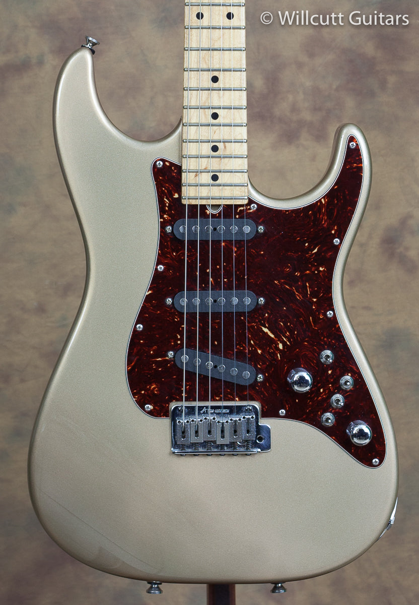 Tom Anderson Classic S Shoreline Gold USED (796)