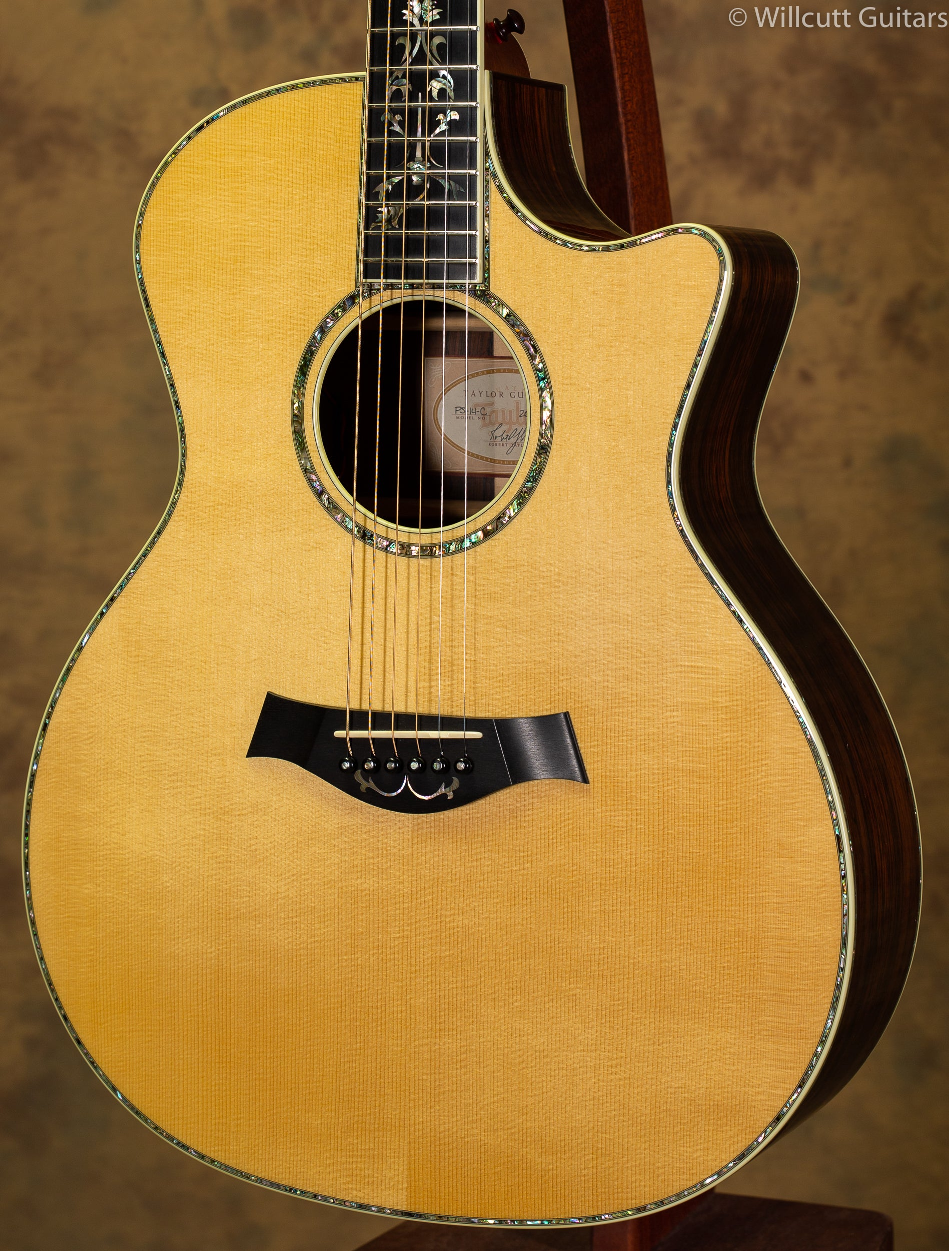 Taylor USED PS14c Brazilian Rosewood w/ Pickup