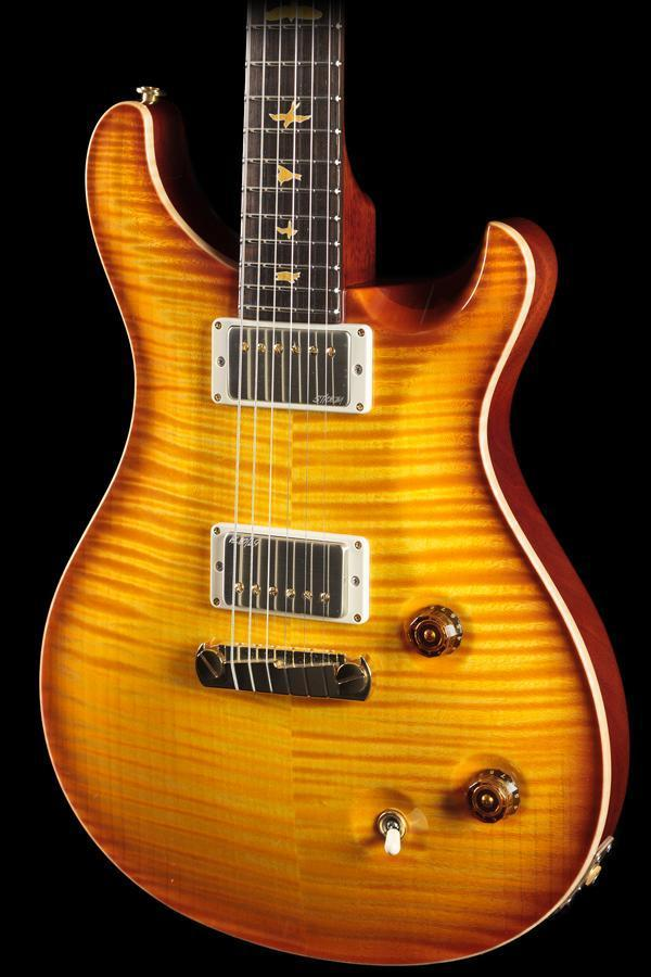 PRS Private Stock 4543 McCarty *Thick Body* Honey Burst