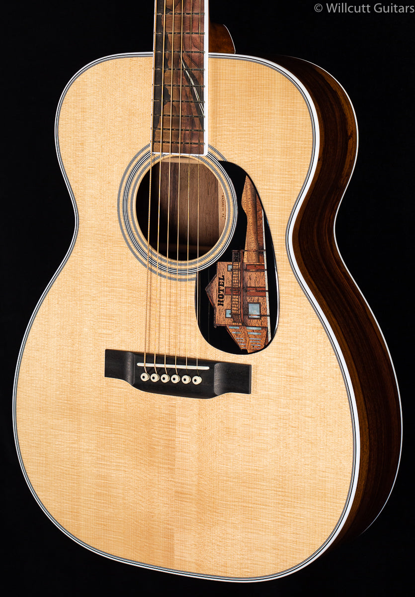 "Martin Custom Shop 000-14 ""Dark Desert Highway"" (854)"